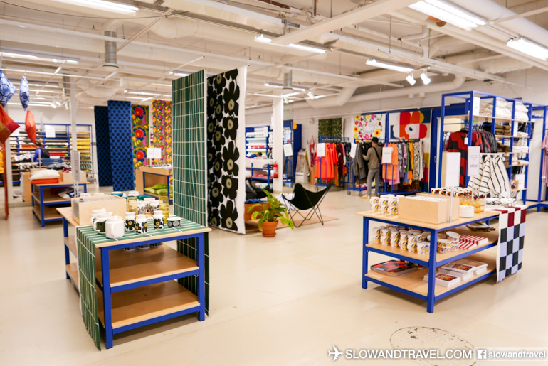 Great repeat visit to their outlet location in Herttoniemi - Marimekko